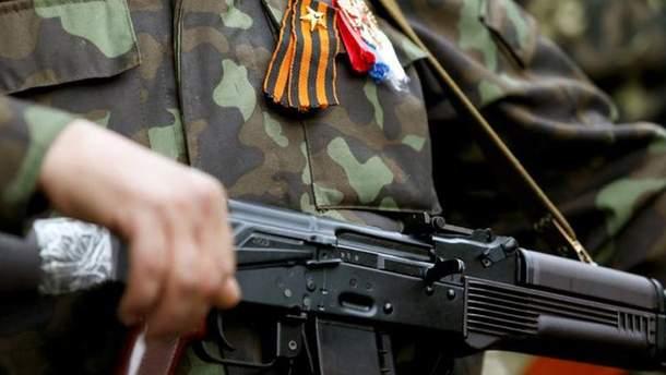 Терористи знову обстріляли українські позиції