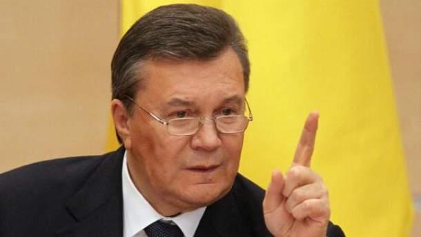 Януковича допитають в режимі відеоконференції
