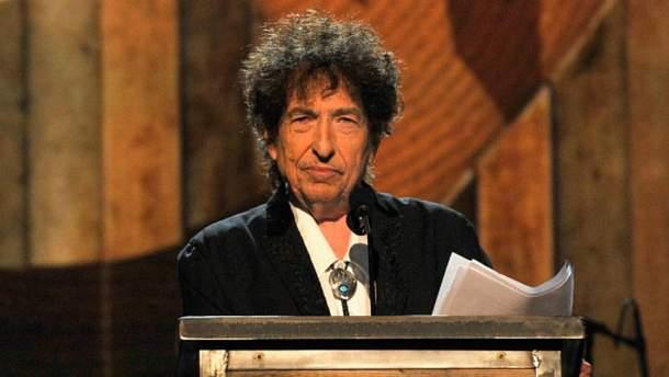 Боб Ділан не поїде по нагороду