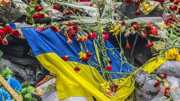 На Донбассе погибло много украинцев