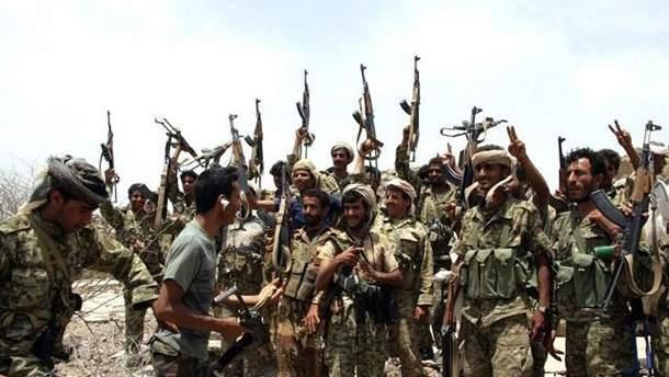 "Террористы ""Аль-Каиды"""