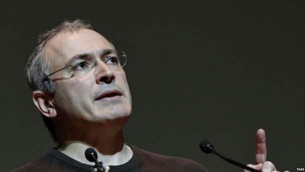 Ходорковський розмірковує про Путіна