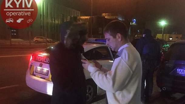 Поліція зупинила нетверезого водія