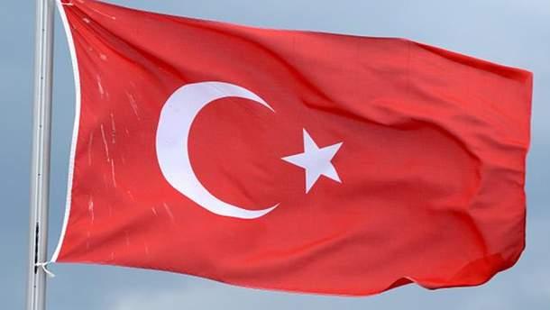 Прапор Туреччини