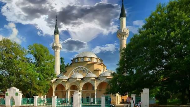 Мечеть Хан-Джамі у Євпаторії