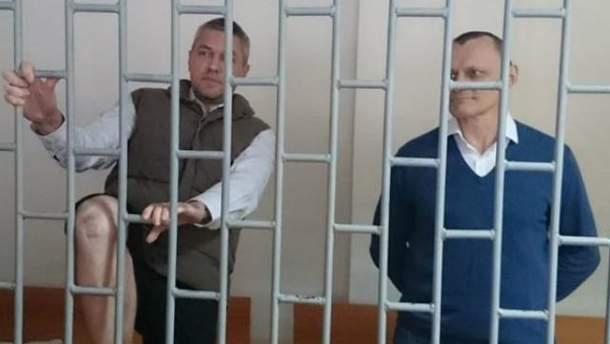Карпюка и Клиха осудили за якобы участие в Чеченской войне