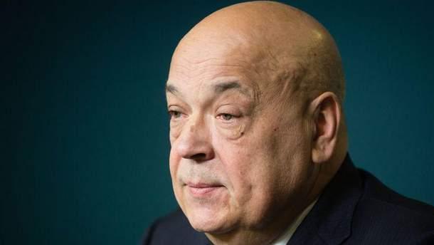 Геннадий Москаль обвиняет в гибели полицейских инициаторов реформы полиции