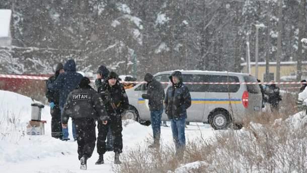 Через перестрілку під Києвом загинуло 5 правоохоронців
