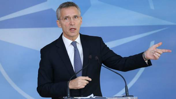 Йенс Столтенберг рассказал, чем НАТО помогает Украине
