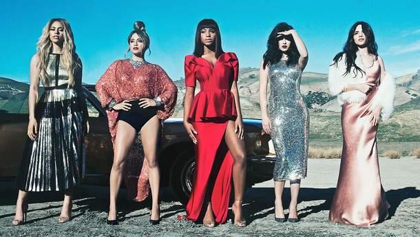 """Группа """"Fifth Harmony"""""""