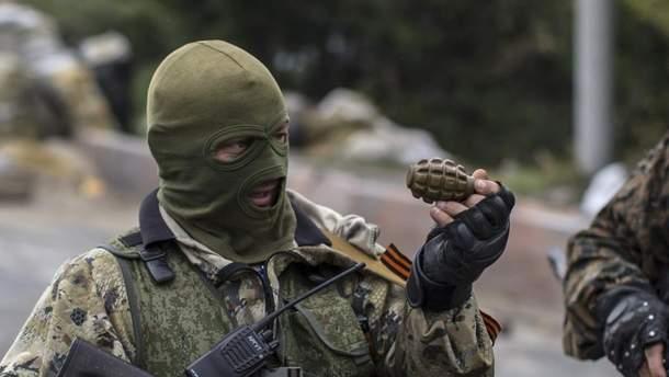 Боевик с гранатой
