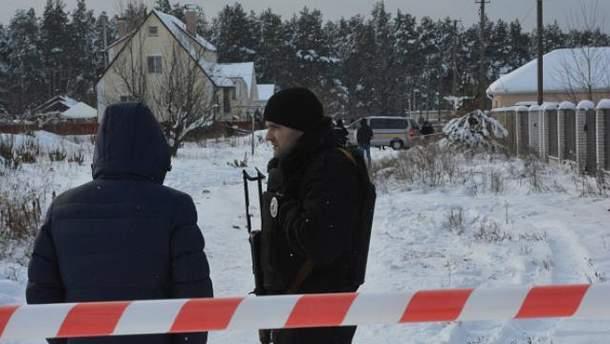 Перестрелка в Княжичах произошла в ночь на 4 декабря