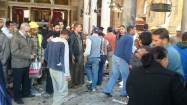 От взрыва погибли не менее 20 человек