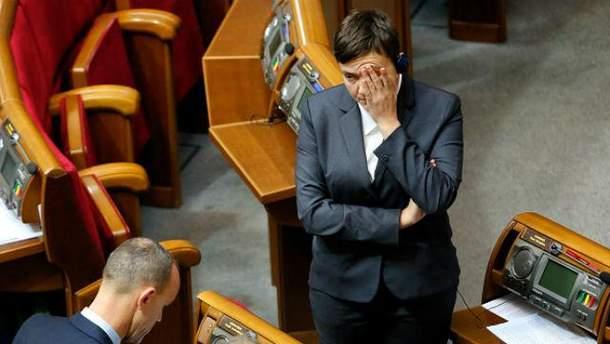 Савченко не попереджала СБУ про поїздку