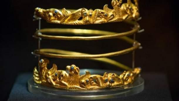 Когда скифское золото можно будет увидеть в Украине