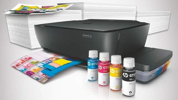 HP DeskJet серії GT