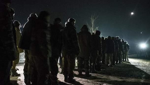 Украинские военные должны быть освобождены из плена