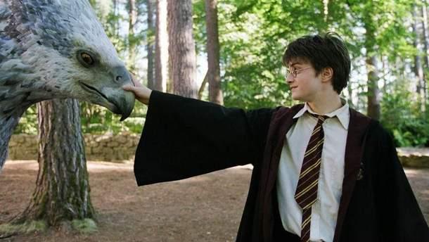 Цікаві факти про фільми з Гаррі Поттером