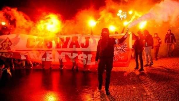 Марш перемишльських і львівських орлят.