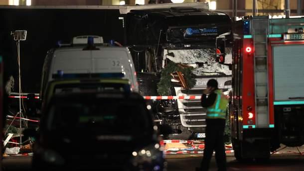 Наслідки теракту у Берліні