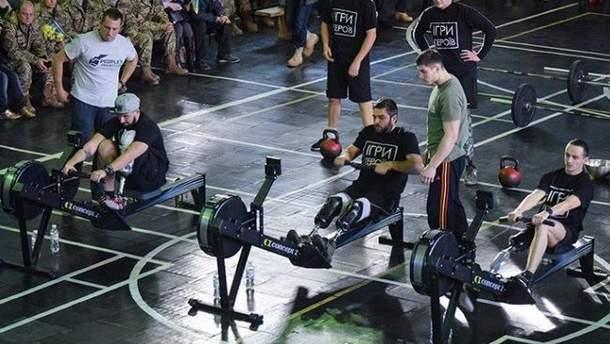 Змагання серед параспортсменів-ветеранів АТО