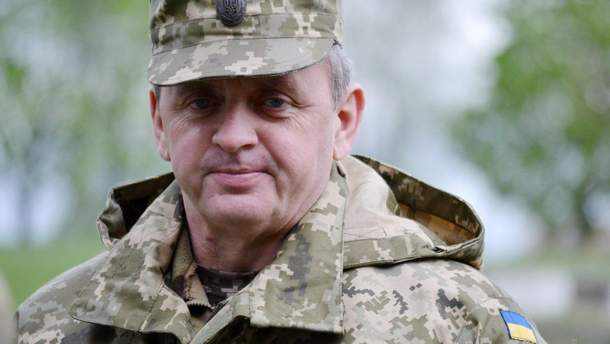 Віктор Муженко
