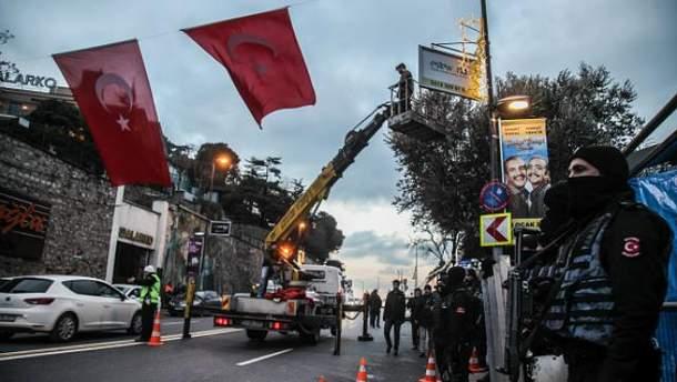 Украинцы не пострадали в теракте в Стамбуле