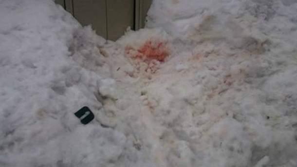 Из-за пьяной драки в Донецкой области убили военного: опубликовано кровавое фото