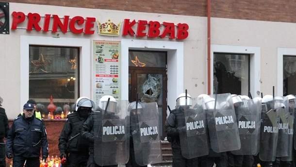 В Польше неспокойно