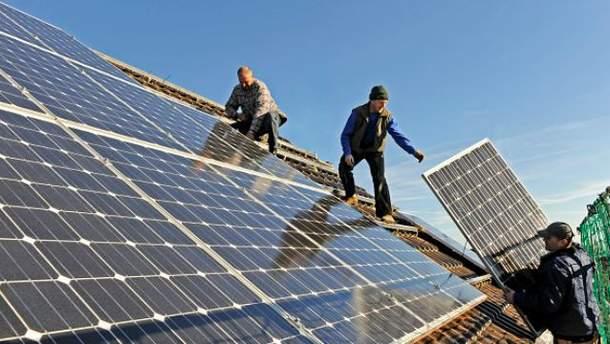 Сонячна електроенергія стала доступнішою для українців