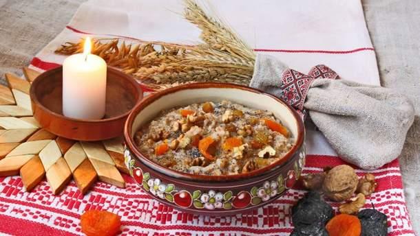 Класична кутя з пшениці: рецепт