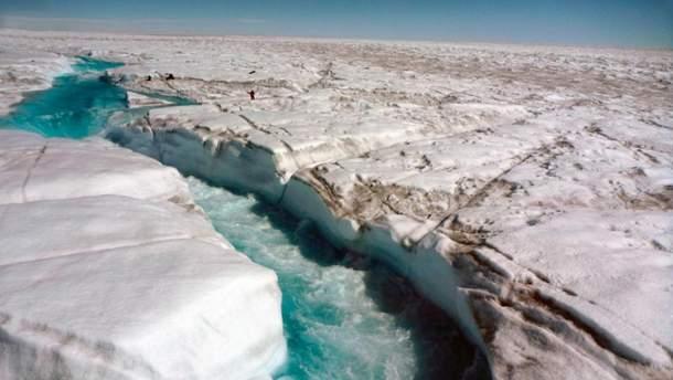 Айсберг може стати одним з найбільших у світі