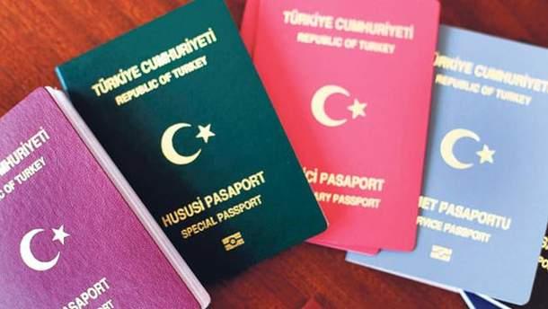 Турецкие власти будут лишать террористов гражданства