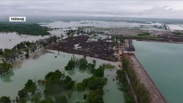 Повінь у Тайланді