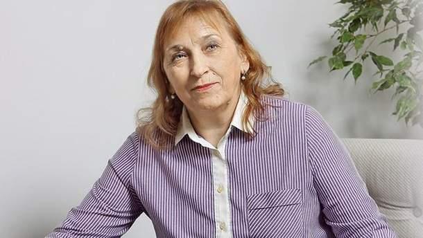 Ирина Бекешкина