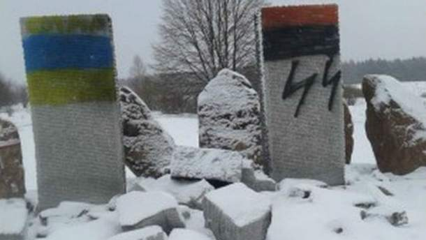 Це розпалювання війни пам'ятників