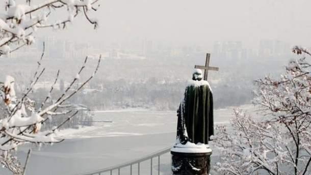 Київ у снігу