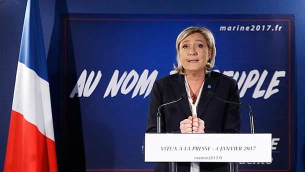 Марин Ле Пен может остаться без президентского кресла