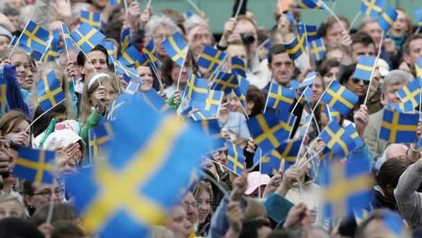 """Швецию ошибочно считают """"закрытой"""" страной"""