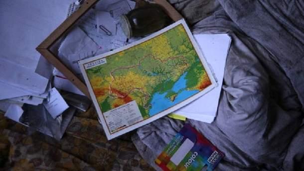 Украина и оккупация