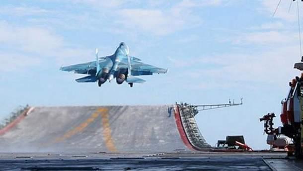 Росія продовжує звозити зброю до Сирії