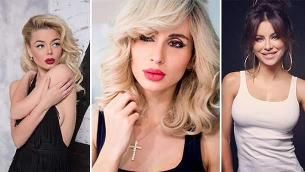 Многие украинские звезды выступают в России
