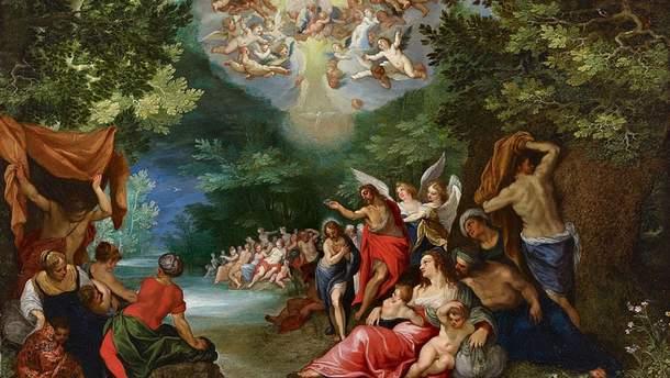 Головна традиція свята – масове купання у водохресній ополонці