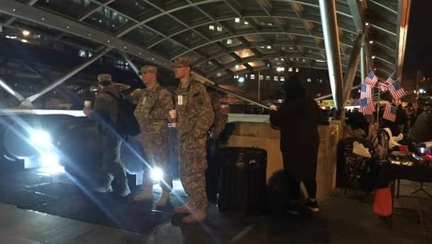 У Вашингтоні посилені заходи безпеки