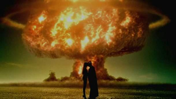 """Кадр з фільму """"Watchmen"""""""