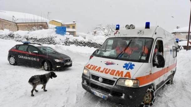 Спасатели фиксируют сигналы уцелевших