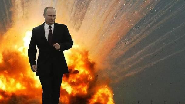Хакери написали про ядерну атаку з боку Росії
