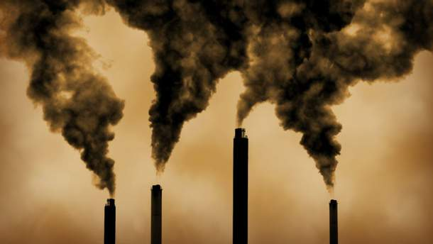 Экологическая катастрофа грозит Донбасса