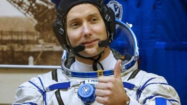 Астронавт  Тома Песке