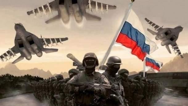 Росія Україною обмежуватися не хоче